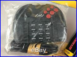 Atari Jaguar Pro Controller Complete In Box Extremely Rare (seriously!)