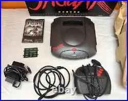 Atari Jaguar boxed with controller good working condition