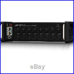Behringer SD8 I/O Stage Box Digital Snake with Remote Control Preamps XLR Outputs