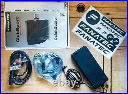 Fanatec ClubSport Wheel Base V2.5 Boxed PC and XBOX compatible