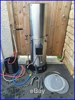Grainfather All Grain Brewing Complete System With Connect Control Box