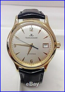 Jaeger LeCoultre Master Control 140.1.89 BOX AND PAPERS SERVICED BY JLC