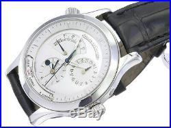 Jaeger LeCoultre Master Control Geographic Box Papiere