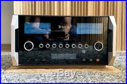 McIntosh MA8000 integrated amplifier with built in DAC, boxed, remote controller