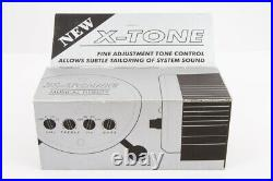 Musical Fidelity X-Tone tone control unit, with original power supply and box