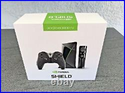NVIDIA Shield 4K HDR Android TV Box (16GB) with Controller & Remote