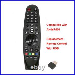 New Replacement AM-HR650 For LG Magic Smart TV Remote Control AN-MR650 2016 TVs