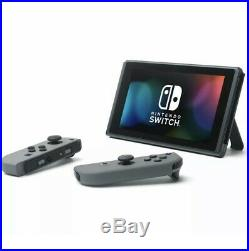 Nintendo Switch 11396089 Console with Joy-Con Controllers Grey. In Box