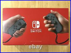 Nintendo Switch V2 Console Bundle With Box & Packaging 2 Games 2 Pro Controllers