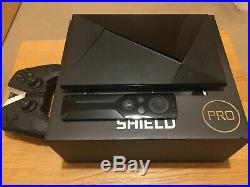 Nvidia Shield Pro 500GB Android TV Gaming Box with Controller, Remote, Boxed
