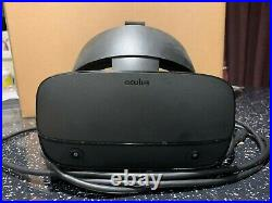 Oculus rift s and controllers Boxed
