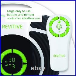 REVITIVE Advanced Medic Circulation Booster Isorocker With All Accessories Boxed