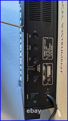 Roland JX-3P Boxed in Very Good Condition with MPG200 Midi Control Programmer